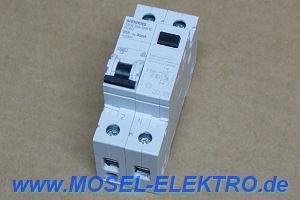 mosel elektro siemens 5su13566kk16 fi ls schalter b 16a. Black Bedroom Furniture Sets. Home Design Ideas
